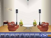 لعبة ديكور غرفة الجلوس
