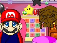 لعبة قص شعر ماريو