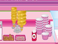 لعبة طبخ الايسكريم اللزيز