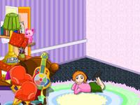 لعبة ديكور غرفتك اللطيفة
