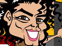 لعبة تلبيس مايكل جاكسون الخطيرة