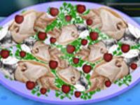 لعبة طبخ الشاورما اللزيزة