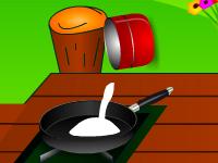 لعبة طبخ كريم كراميل الممتع