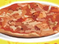 لعبة طبخ البيتزا الرائعة