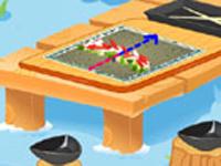 لعبة طبخ السوشي الشهير