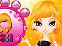 لعبة قص شعر البنت الرائعة