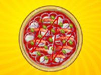لعبة طبخ البيتزا الايطالية