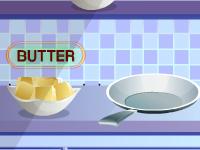 لعبة طبخ كيك البندق والبرتقال