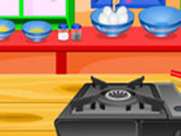 لعبة طبخ فطائر البيض اللذيذة