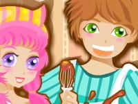 العاب طبخ لعبة طبخ خبز التورتة اللذيذة