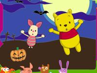 العاب تلوين لعبة تلوين الاشباح في عيد الهالوين
