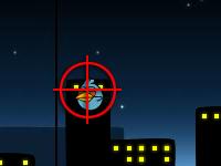لعبة قنص الطيور الغاضبة الحلوة