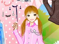 العاب لعبة قص شعر وتزيين الفتاة العصرية