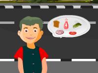 لعبة طبخ وتحضير الساندويش الشهي