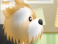 لعبة قص شعر الحيوانات