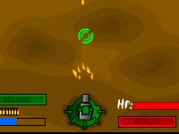 لعبة اكشن المدفعية النارية