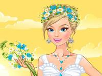 لعبة ملكة الزهور