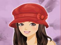 لعبة قبعات الشتاء