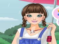 لعبة أمطار الصيف