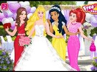 لعبة صديقات العروس