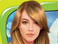 لعبة ماكياج النجمة هيلاري داف