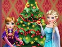 لعبة شجرة الكريسماس