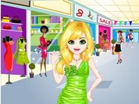 لعبة عاشقة التسوق