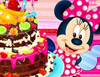 لعبة ميمي وكعك الشيكولا