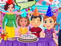 لعبة عيد ميلاد ام الاولاد