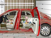 لعبة تنظيف السيارة
