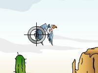 لعبة اكشن قنص الحيوانات الصحراوية